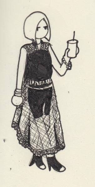 Customer Doodle 2