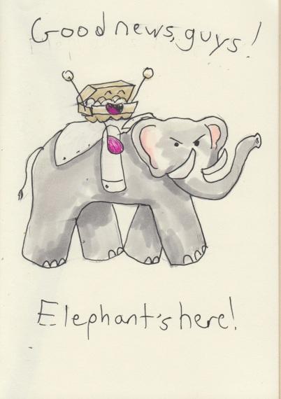 MATN Elephant